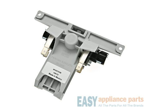Door Handle and Latch Assembly with Switches – Part Number: WPW10130695