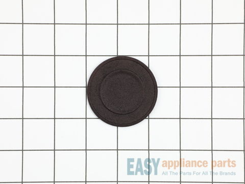 Surface Burner Cap - Black - Small 5K – Part Number: 316261704