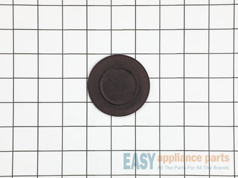 Surface Burner Cap - Black - Meduim 9.5K – Part Number: 316261804