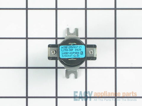 Cycling Thermostat - 4 Wire – Part Number: WE4M181