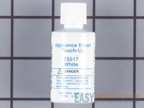Touch-Up Paint - White – Part Number: 72017