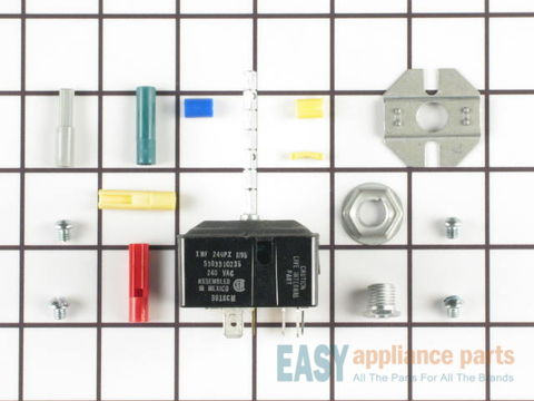 Burner Switch Kit – Part Number: 5303935086